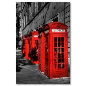 Αφίσα (μαύρο, λευκό, άσπρο, τηλέφωνο, κόκκινος)